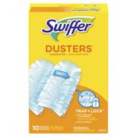 Recharges multi-surfaces Swiffer Dusters 180, non parfumées