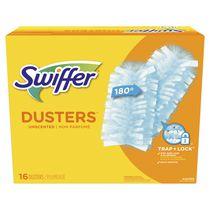 Recharges de plumeaux Swiffer Dusters multi-surfaces