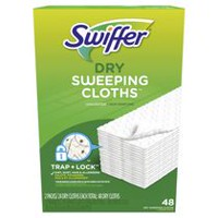 Swiffer Sweeper Dry Sweeping Pad Multi Surface Refills for Dusters Floor Mop, Unscented