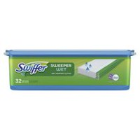 Swiffer Sweeper Wet Mopping Pad Multi Surface Refills for Floor Mop, Lavender & Vanilla Comfort