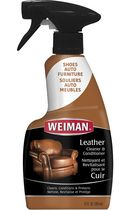 Weiman Leather Cleaner and Polish Trigger