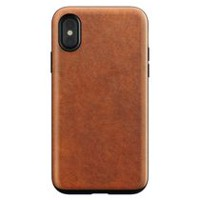 Nomad Rugged Leather Case Case for iPhone X
