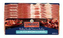 Schneiders Hickory Smoked 50% Less Salt Bacon