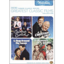 TCM Greatest Classic Films Collection: Holiday - Christmas In Connecticut / A Christmas Carol / The Shop Around The Corner / It Happened On 5th Avenue