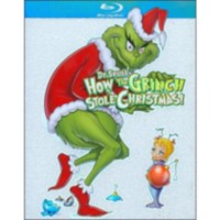 How The Grinch Stole Christmas (Deluxe Edition) (Blu-ray)