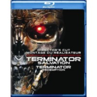 Terminator Salvation (Director's Cut) (Blu-ray)