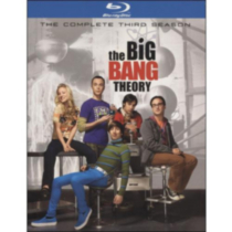 The Big Bang Theory: The Complete Third Season (Blu-ray)