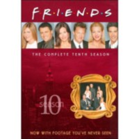 Série téléviseur Friends: The Complete Tenth Saison (Anglais)