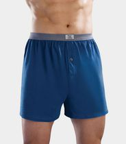 Fruit of the Loom Men's Knit Boxer Shorts, 5-Pack L/G