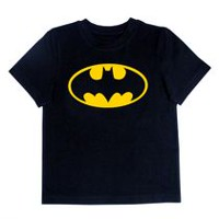 Batman Boys' Short Sleeve T-shirt 4T
