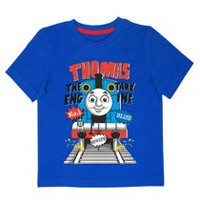 Thomas Boys' Short Sleeve T-shirt 4T