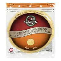 Grimm's Flour and Corn Blend Tortillas