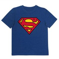 Superman Boys' Short Sleeve T-shirt 3T