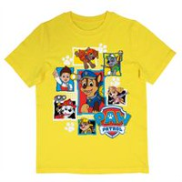 PAW Patrol Boys' Short Sleeve T-shirt 6