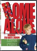 Home Alone: 5-Movie Collection (Bilingual)