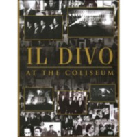 Il Divo - At The Coliseum (Music DVD)