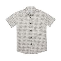 George British Design Boys Skull Print Shirt 5