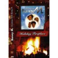 Christmas With Boney M. - Holiday Fireplace (Music DVD)