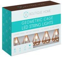 Mainstays White And Silver Star String Lights Walmart Canada