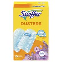 Swiffer 180 Dusters Multi Surface Refills, with Febreze Lavender & Vanilla scent