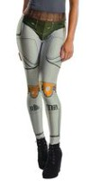 Rubie's Women's Star Wars Boba Fett Leggings