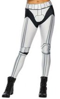 Rubie's Women's Star Wars Storm Trooper Leggings