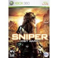 Sniper Ghost Warrior pour XBOX 360