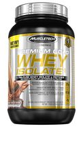 MuscleTech Pro Series Premium Gold 100% Isolate Chocolate Powder