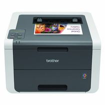 Brother HL-3140CW Digital Colour Printer with Wireless Networking