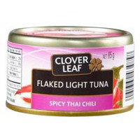 CLOVER LEAF® Flaked Spicy Thai Chili Light Tuna