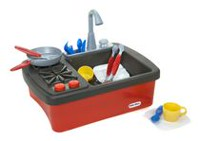 Little Tikes Splish Splash Sink & Stove™ Playset