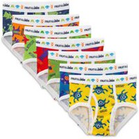 Fruit of the Loom Toddler Boys' Days of the Week Briefs, 7-Pack 2T-3T