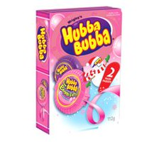 Gomme à mâcher Hubba Bubba Storybook 112g