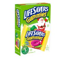 Lifesavers Gummies 5 Saveurs Storybook 168g