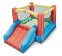 Parc de jeu Jr. Jump 'n Slide de Little Tikes