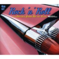 Various Artists - Rock 'N' Roll: 72 Classics From The 50s & 60s (4CD)