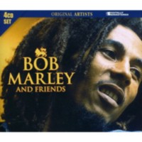 Bob Marley - Bob Marley And Friends (4CD)
