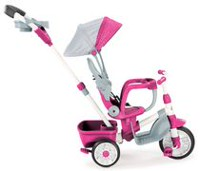 Tricycle 4-en-1 Perfect Fit de Little Tykes Couleur rose