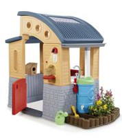 Little Tikes Go Green! Eco-friendly Learning Playhouse