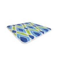 Henryka Promotional Diamond Print Seat Pad Cushion