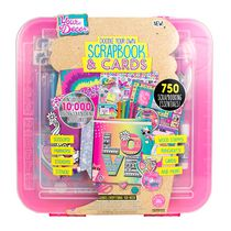 Your Decor Doodle Your Own Scrapbook & Cards Kit