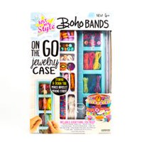 Just My Style Boho Bands On The Go Jewelry Case