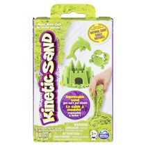 Kinetic Sand Green 8 oz Squeezable Sand
