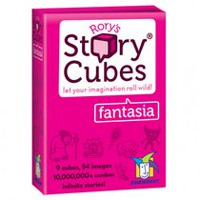 Gamewright Rory's Story Cubes, Fantasia - Dice Game (English Only)