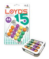 Brainwright Loyd's 15 - The Block & Roll Puzzle  (English Only)