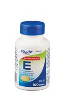 Equate Vitamin E 400 IU Softgels