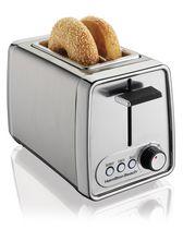 Hamilton Beach 22791C Modern Chrome 2 Slice Toaster
