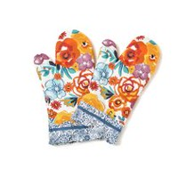 The Pioneer Woman Flea Market Oven Mitt Set