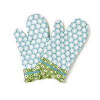 The Pioneer Woman Dandelion Oven Mitt Set