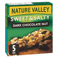 Nature Valley Sweet & Salty Dark Chocolate Nut  Granola Bars